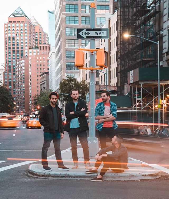 Just waiting around... 3 weeks til CMYK returns to the stage at @arlenesgrocery on Friday 4/19 supporting @marsoupialjamz presented by @cegpresents . Ticket link in bio, see you there! 📷: @the.ellle . . . . . . #arlenesgrocery #arlenesgrocerynyc #livemusic #livemusicnyc #electrofunk #talkaboutgoodfriday