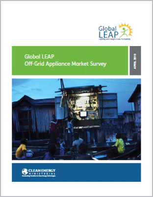 Global LEAP Off-Grid Appliance Market Survey