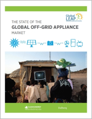 The State of the Global Off-Grid Appliance Market Executive Summary Full Report: Web-ready | Print-friendly PDF