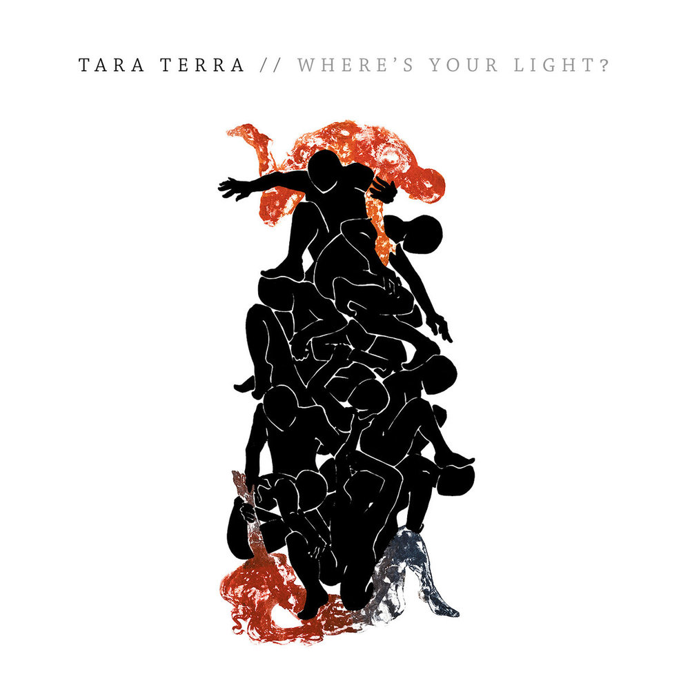 Tara Terra - 'Where's Your Light?'   Assistant Engineer and Some Miscellaneous Engineering  Audiotree Studios Chicago, IL 2017