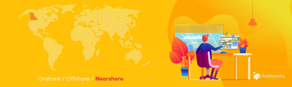 What is Nearshore App Development?