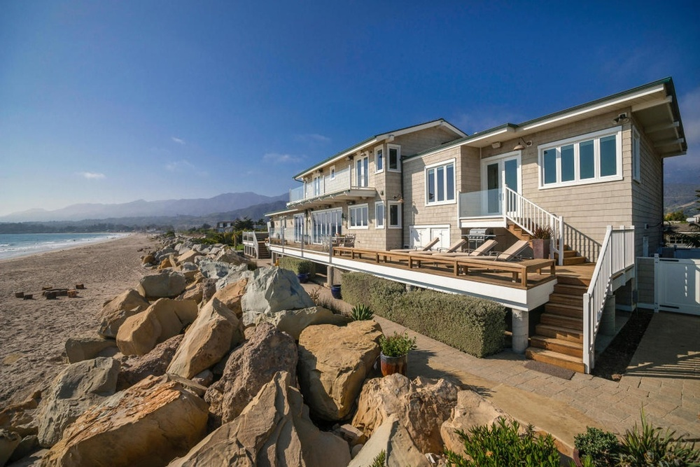 SOLD: $8,300,000     Represented Seller   849 Sand Point Road, Carpinteria, CA 93013 3 beds 4 baths 3,437 sqft