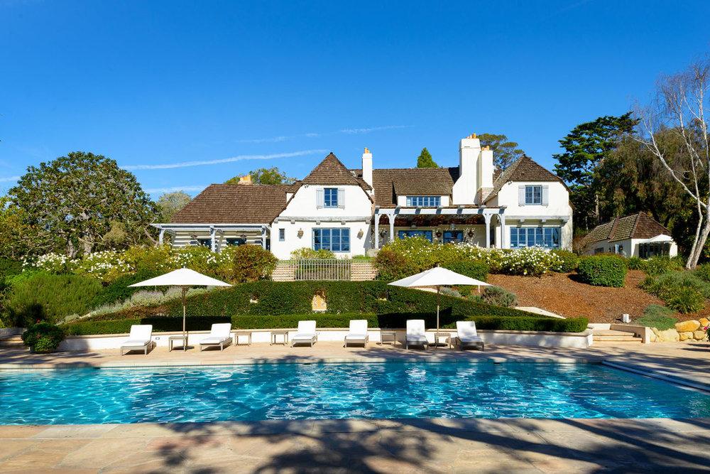 1414 Estrella Drive -  Santa Barbara   $7,995,000    - JUST SOLD