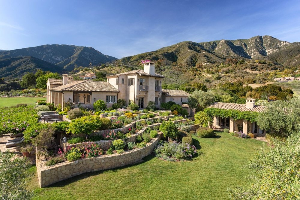 SOLD: $13,000,000  Represented Buyer  901 Cima Del Mundo Road Montecito, CA 93108 5 beds 7 baths 7,381 sqft