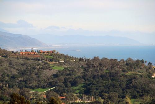 SOLD: $2,750,000  Represented Seller  871 Park Hill Lane Montecito, CA 93108 4.25 Acres