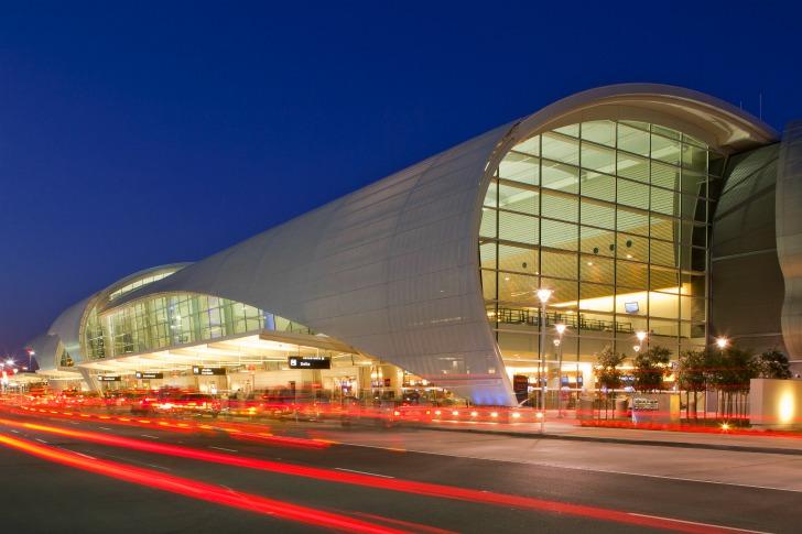 San Jose Airport Terminal B - San Jose