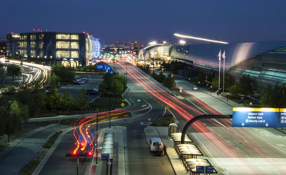 San Jose Airport Parking Structure - San Jose