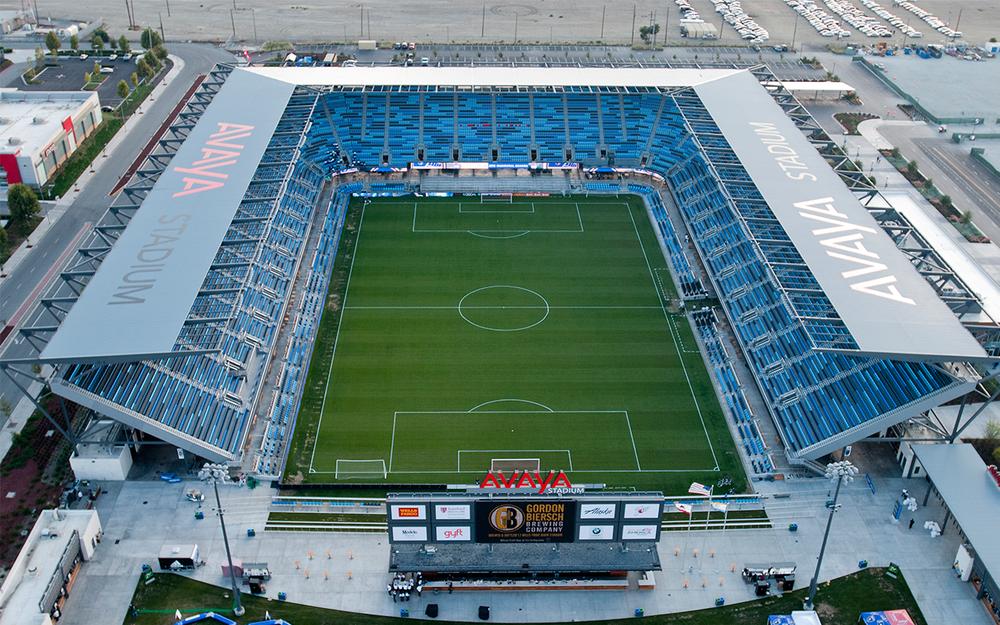 Avaya Stadium - San Jose
