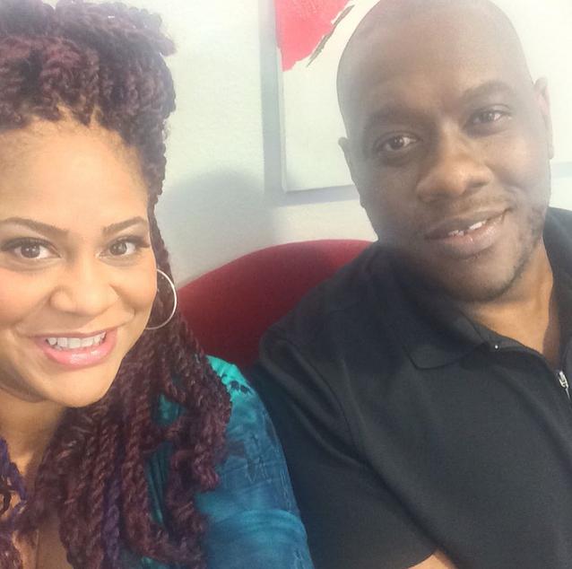 Kim Coles & Reggie McKiver                 (Comedian, Actor, Speaker, & Coach)