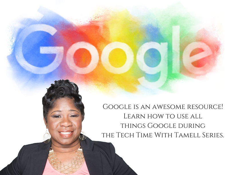 Google My Business with Tech Time With Tamell