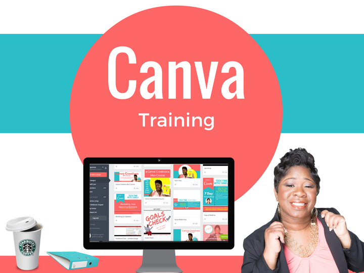 C lick here to grab my Canva E-Course!