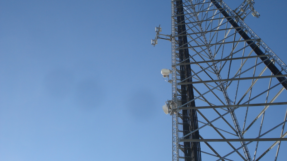 Antenna and Line or background of site.JPG
