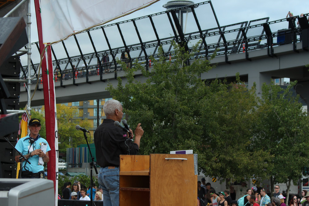 Jerry Whiting Speaking on main stage hempfest 25th anniversary.JPG