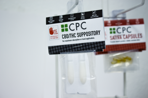 CBD & THC Cannabis Oil Suppositories Available Now — CBD