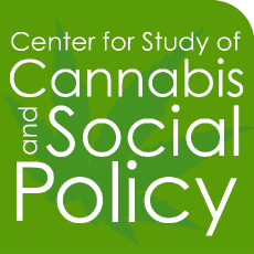 Center for the study of cannabis and social policy logo