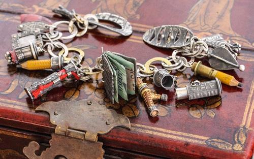 Celie Fago Ornaments and Elements Bracelet