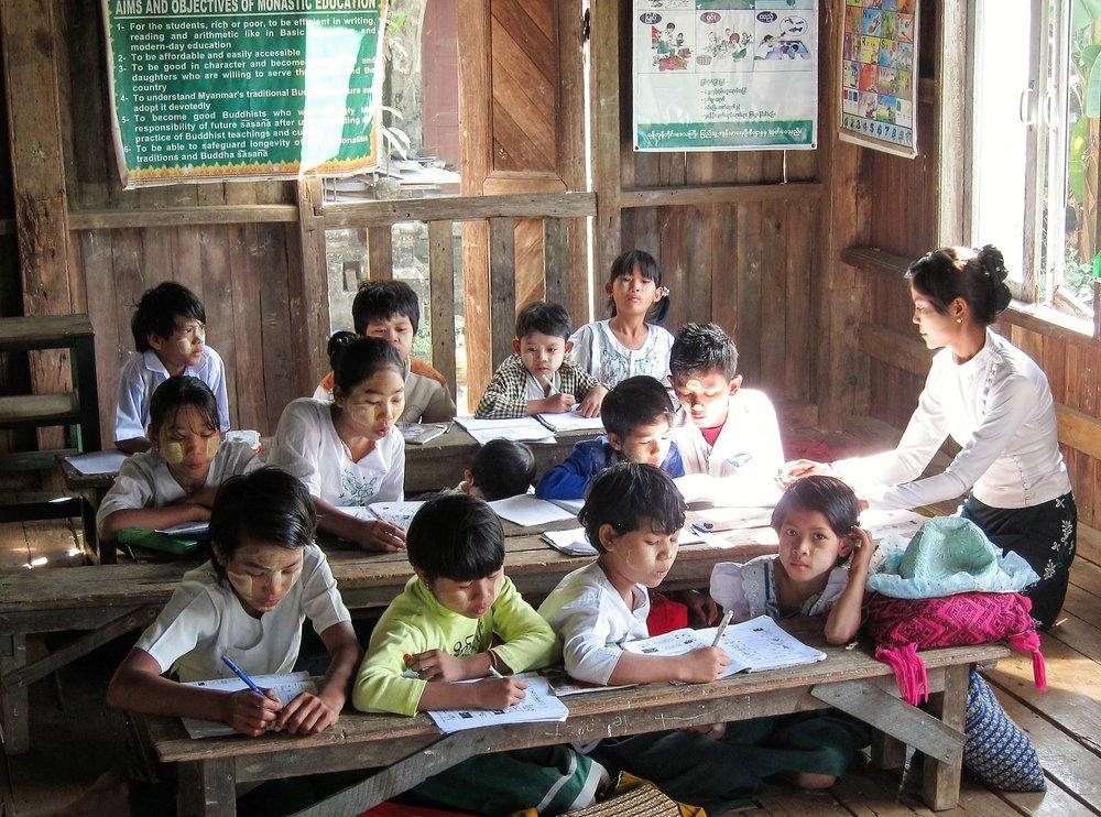 Copy of Copy of Child Education