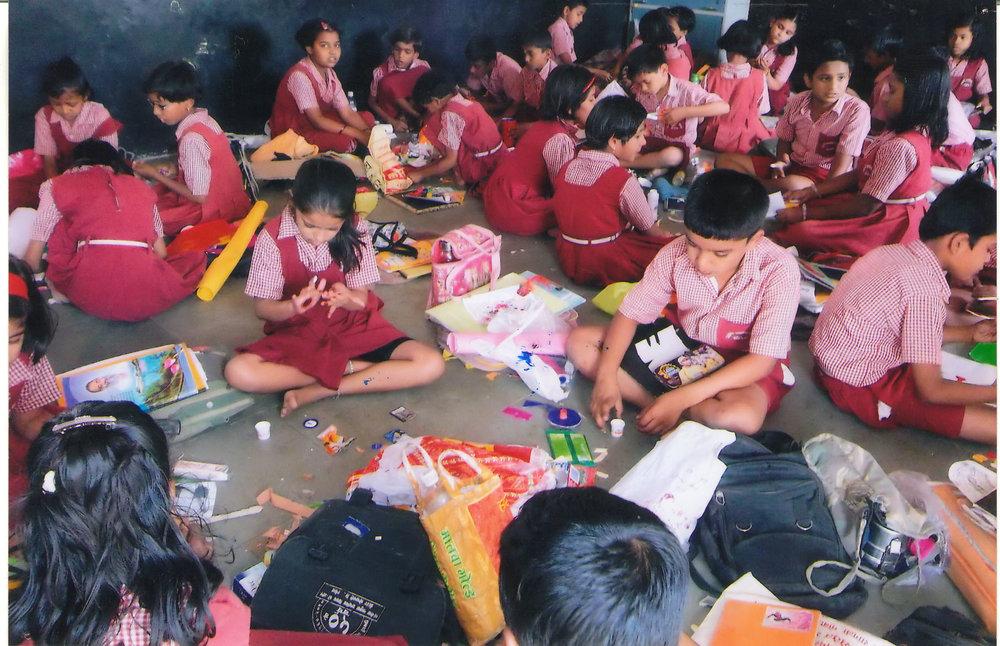 Build a School I India