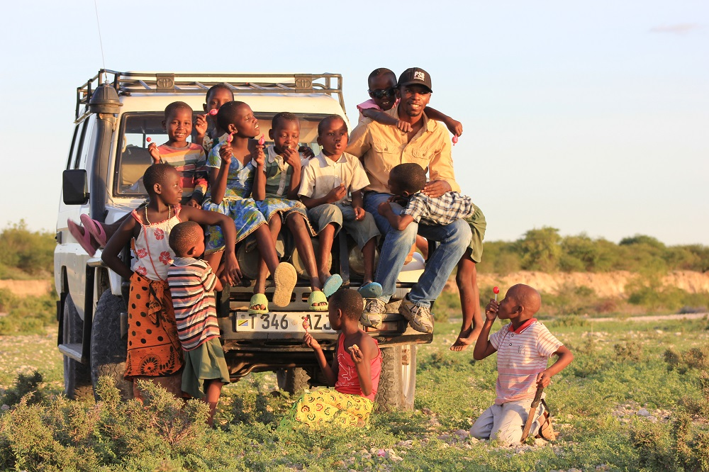 Foot 2 Afrika I Tanzania