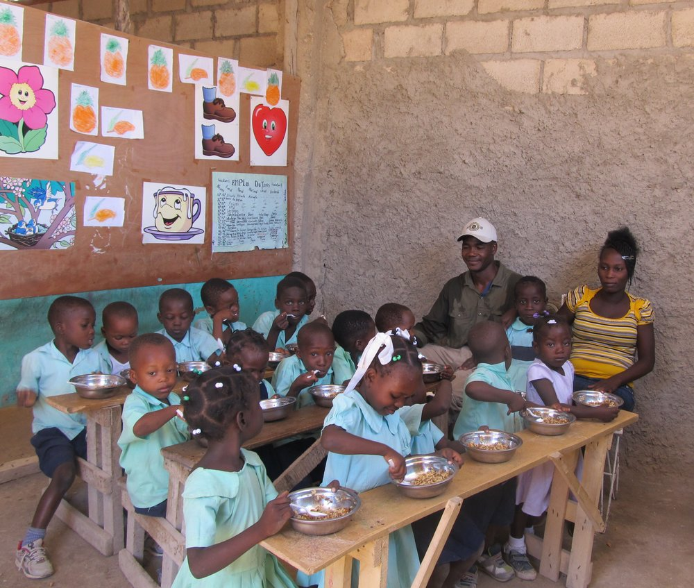 Victor Hugo School I Haiti