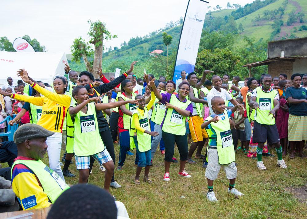 Reach A Hand I Uganda