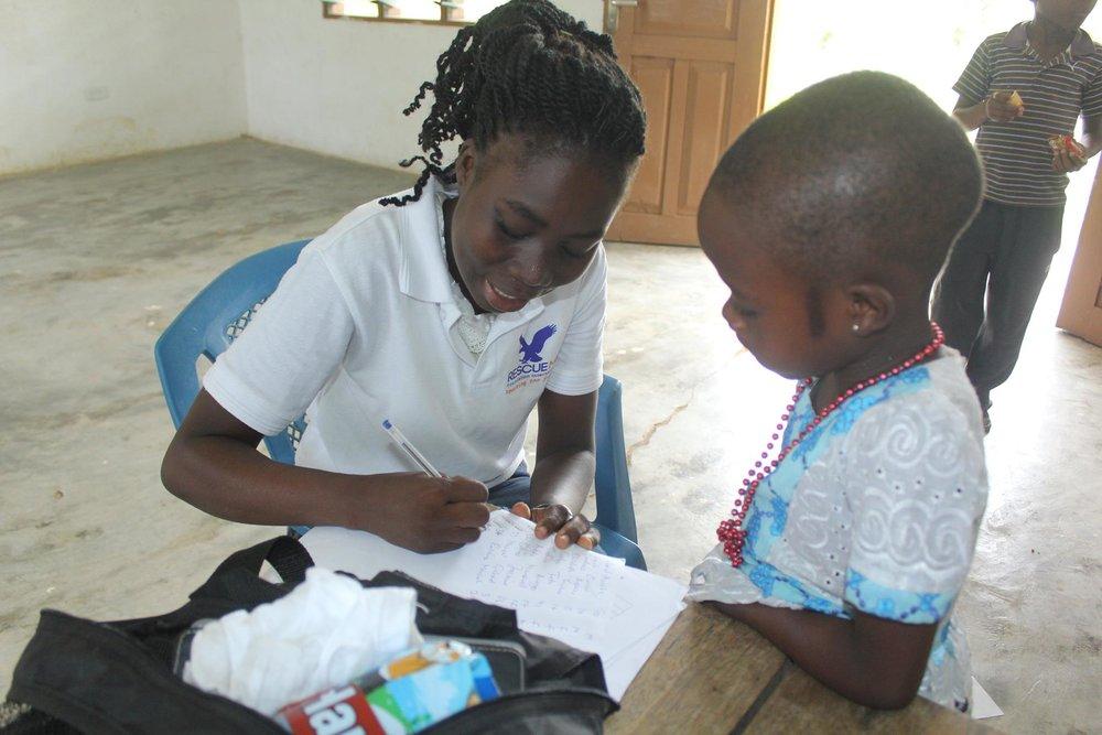 Rescue Me Fdn I Ghana