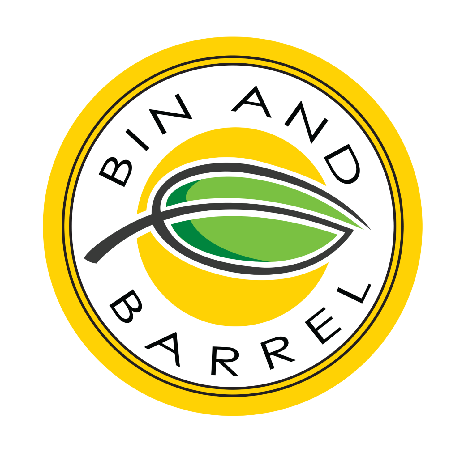 Bin and Barrel