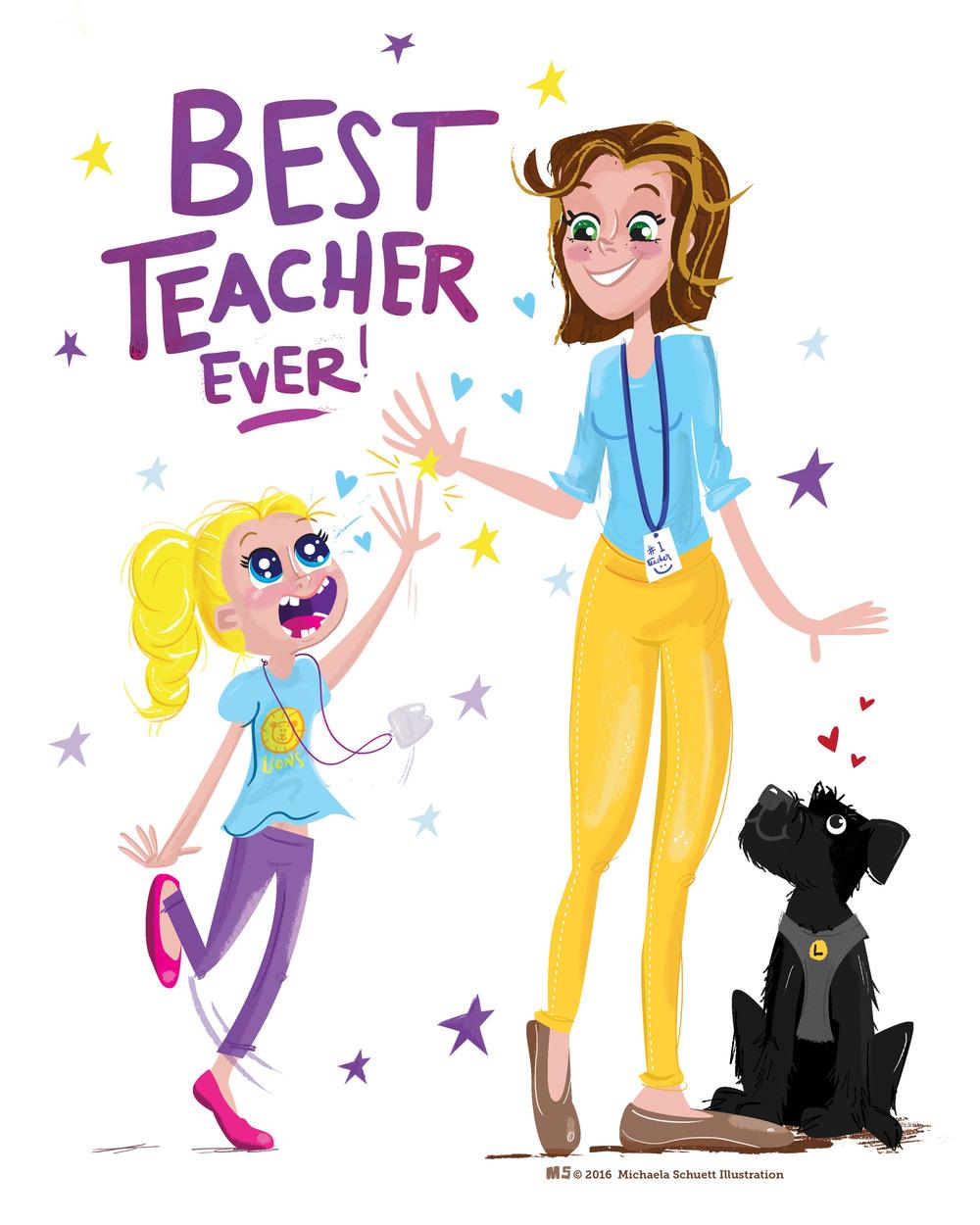 Teacher Appreciation (commission)