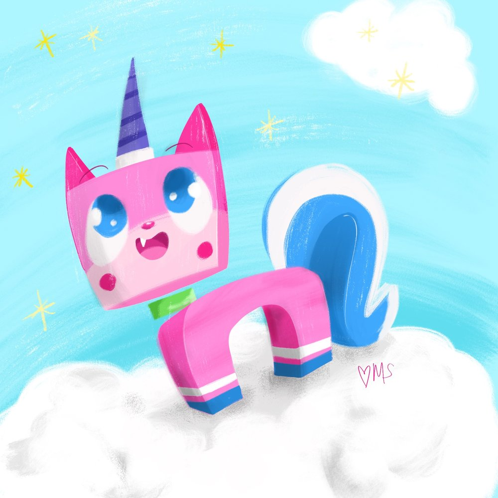 Princess Unikitty!