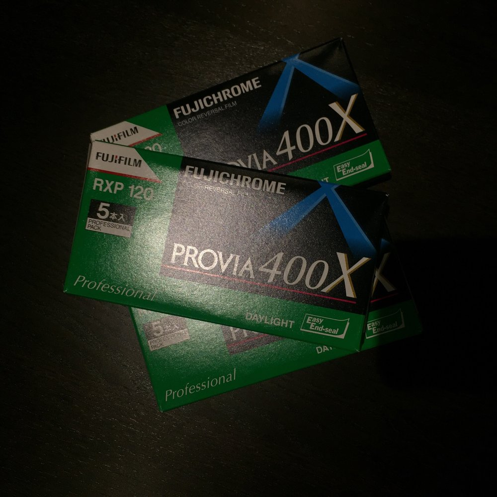 Provia 400X.  A truly magical film.