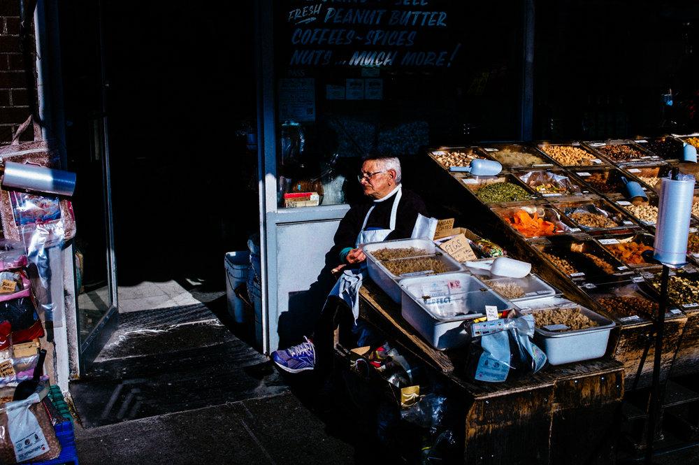 Kensington Market, Toronto - Leica M-E | Zeiss 35 f/2 Biogon
