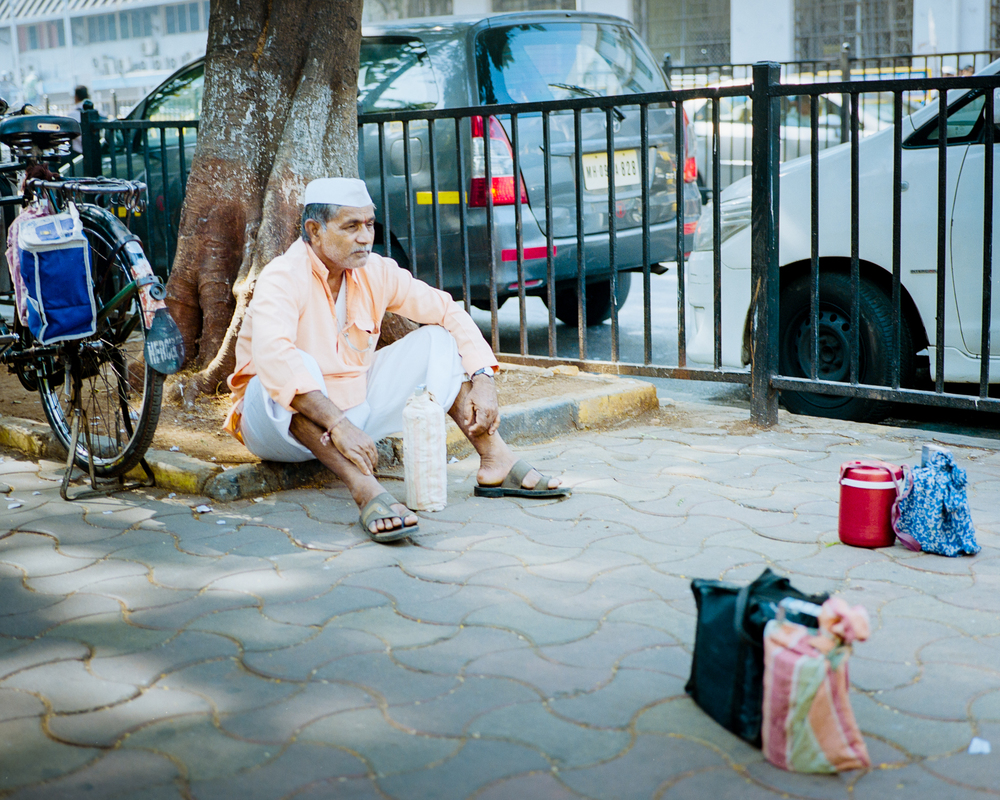 Mumbai, India - December, 2015 | Mamiya 7ii | 80 f/4 | Kodak Portra 400