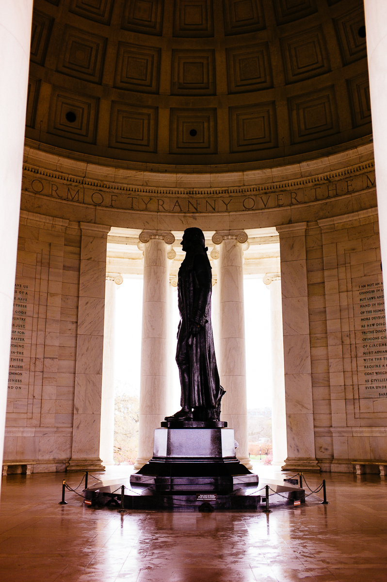 Thomas Jefferson.  Big guy.
