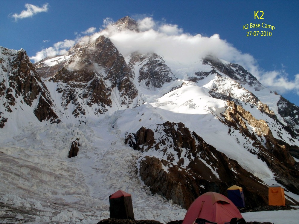 K2: Mountain of Mountains | House's Chimney