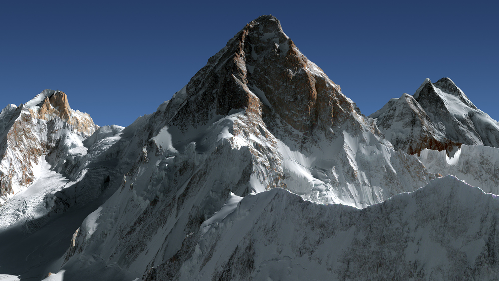 k2-northwest-ridge-3d-rendering-detaild