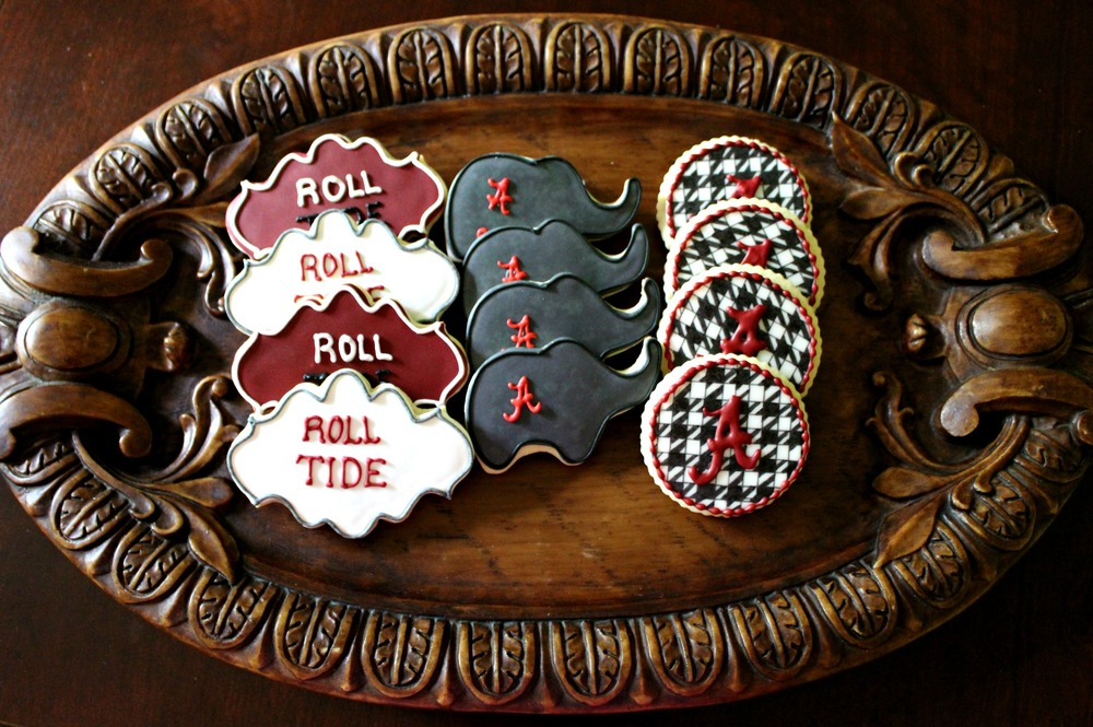 Bama Cookies: $24/dozen or $64/box of 36