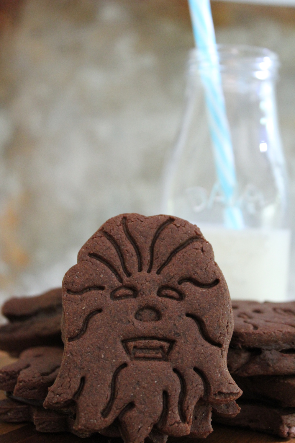 Wookie Cookie Sandwiches ($18/half dozen)