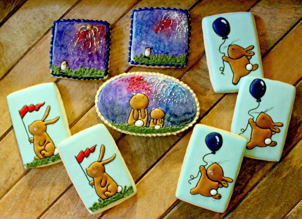 Andrea Doss cookies