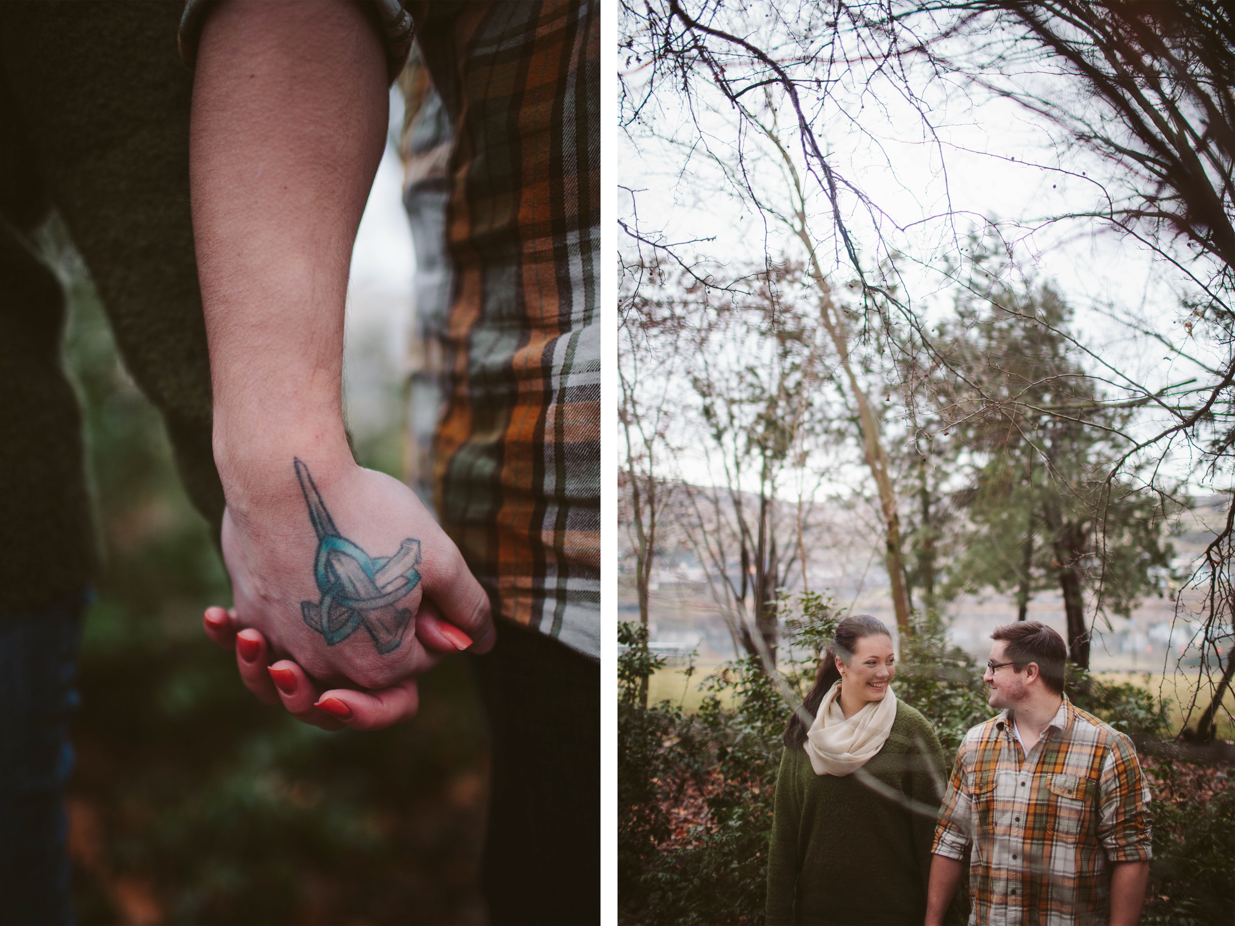 exposition park dallas engagement session