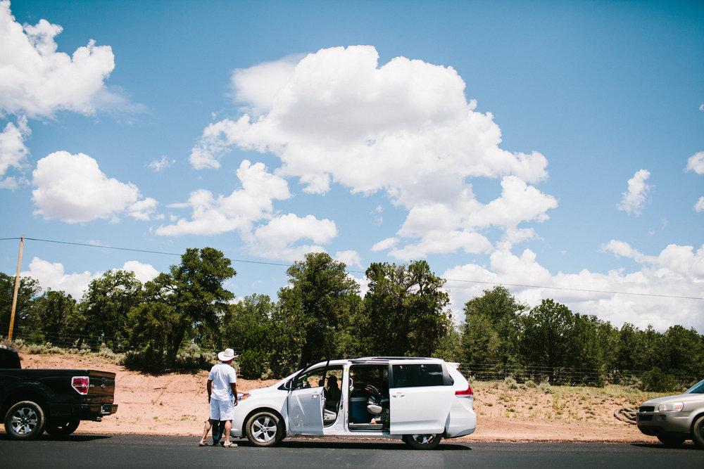 toyota sienna road trip