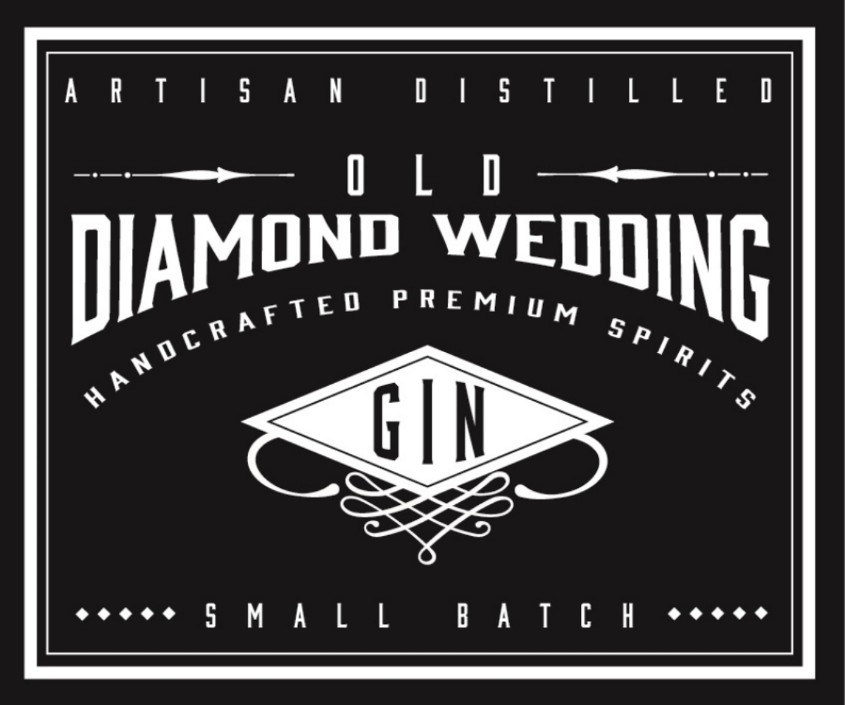 Old Diamond Wedding Gin