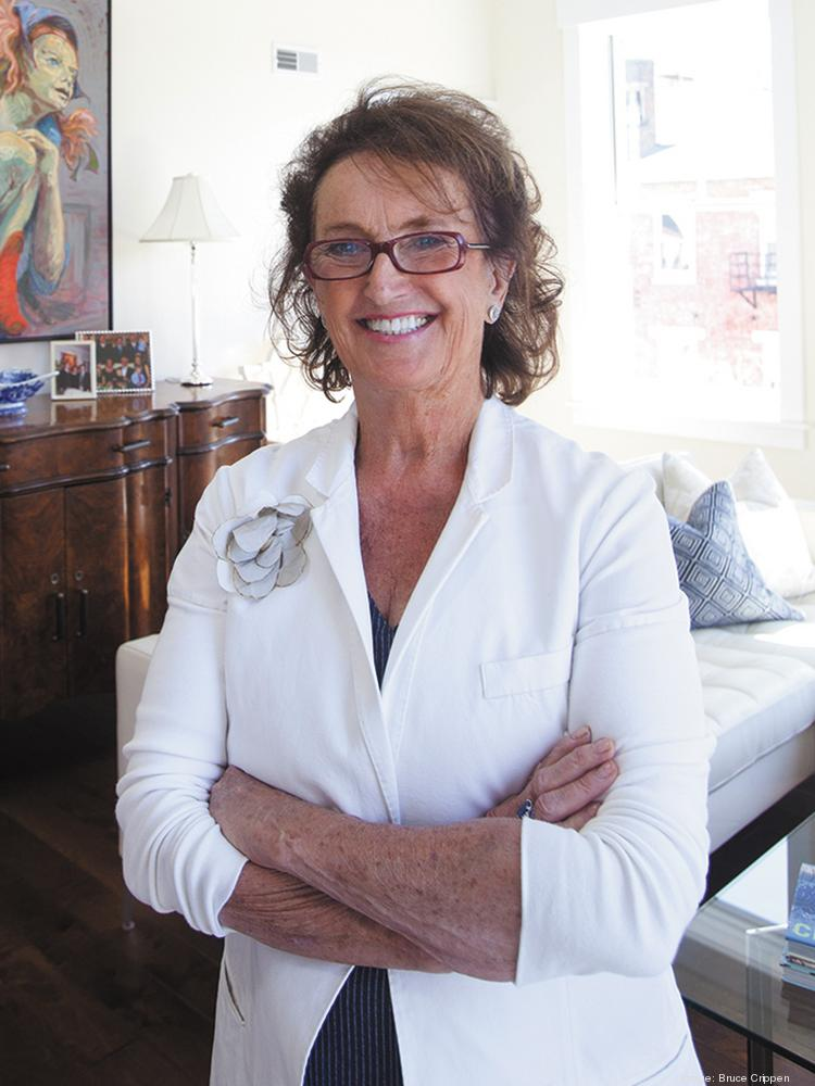 Peg Wyant, CEO of Grandin Properties