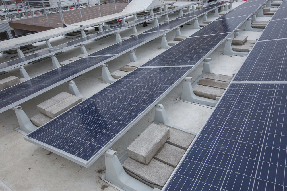 First solar panels installed in Over the Rhine
