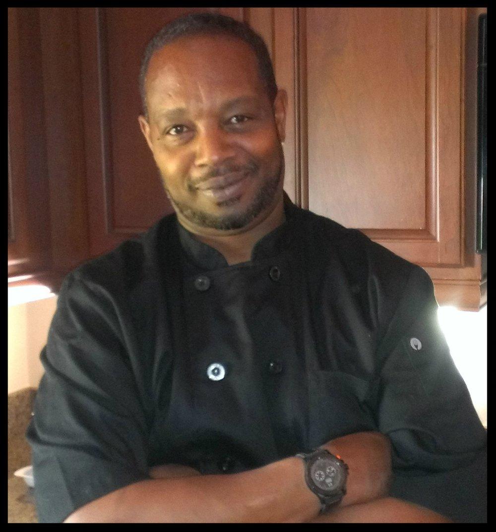 Chef Shakha Amen Ra - Head Chef