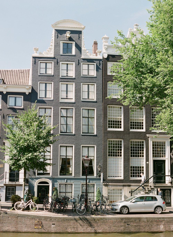Sawyer Baird Amsterdam