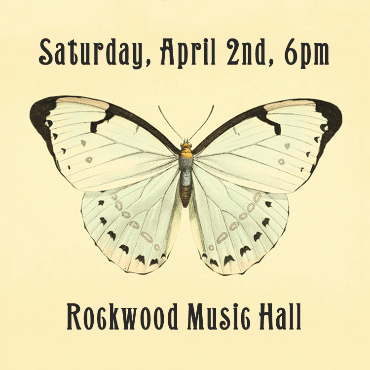 Miwa Gemini at Rockwood Music Hall, NYC Saturday, April 2nd at 6PM