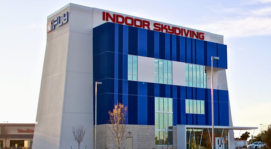 IFLY Mission Valley - Building.jpg
