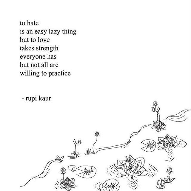 Love Hard ❤️ #repost @rupikaur_  #thesunandherflowers