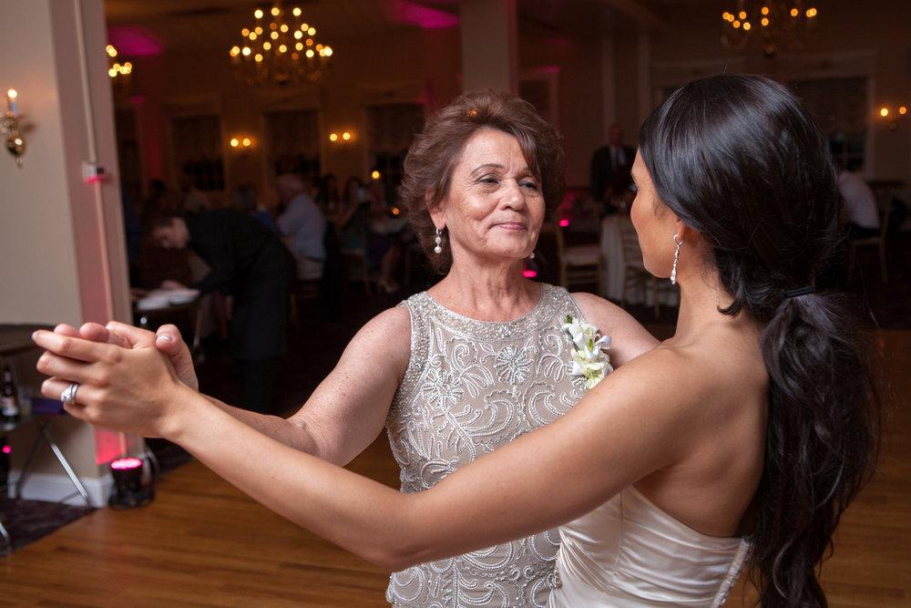 Mother-daughter dance -