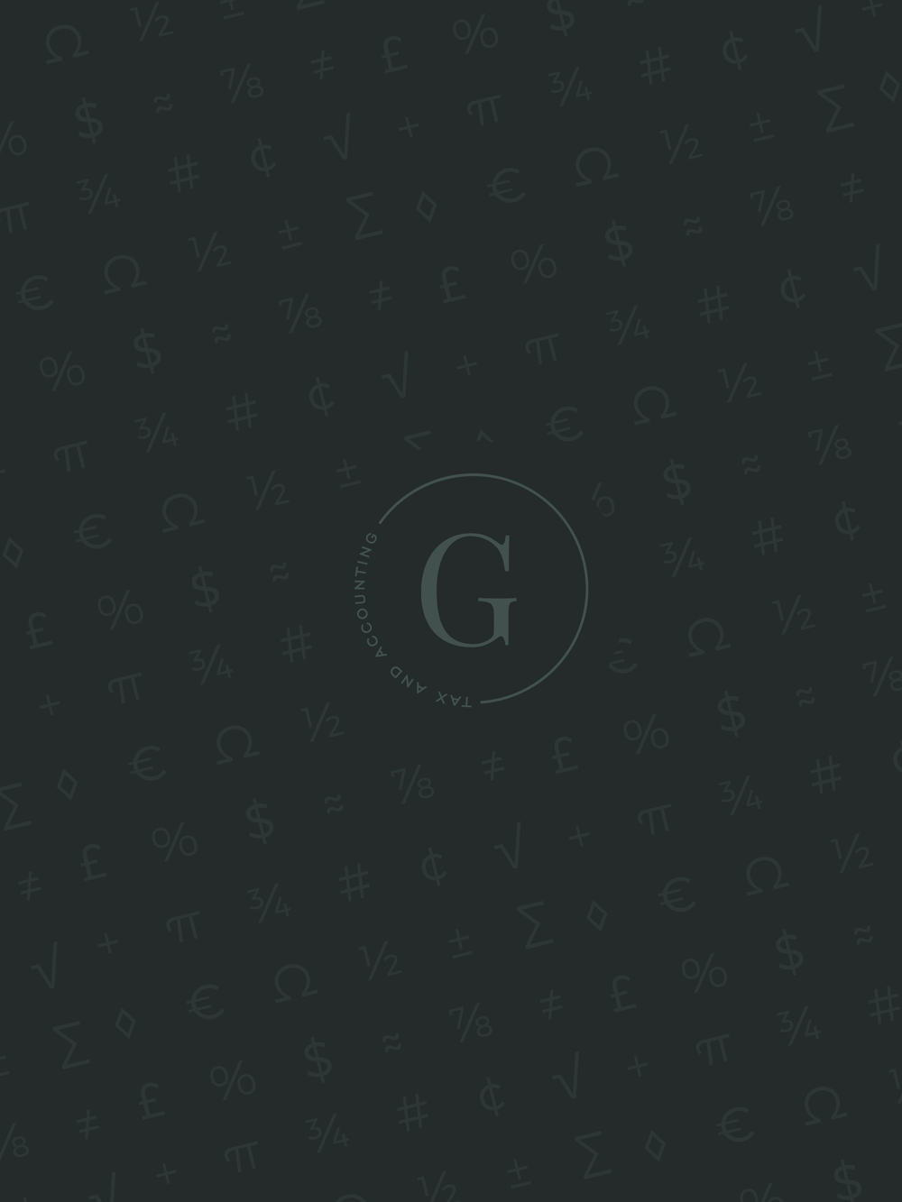 GSP Accounting Logo | Trout + Taylor www.troutandtaylor.com